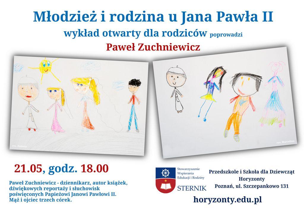 20130420 plakat mlodziez irodzina uJPII 1024