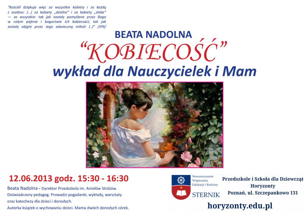 20130612 plakat kobiecosc